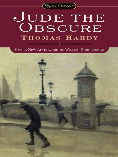 commentaire jude the obscure thomas hardy essay