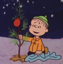 Linus and the tree