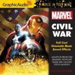 Graphic Audio Meets Marvel