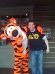 Tigger and the author