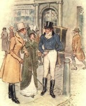 An Illustration from Austen