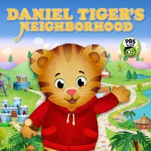 Pin daniel tigers neighborhood tv show prince wednesday - Show me a picture of the tiger ...