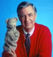 Mr Rogers and Daniel