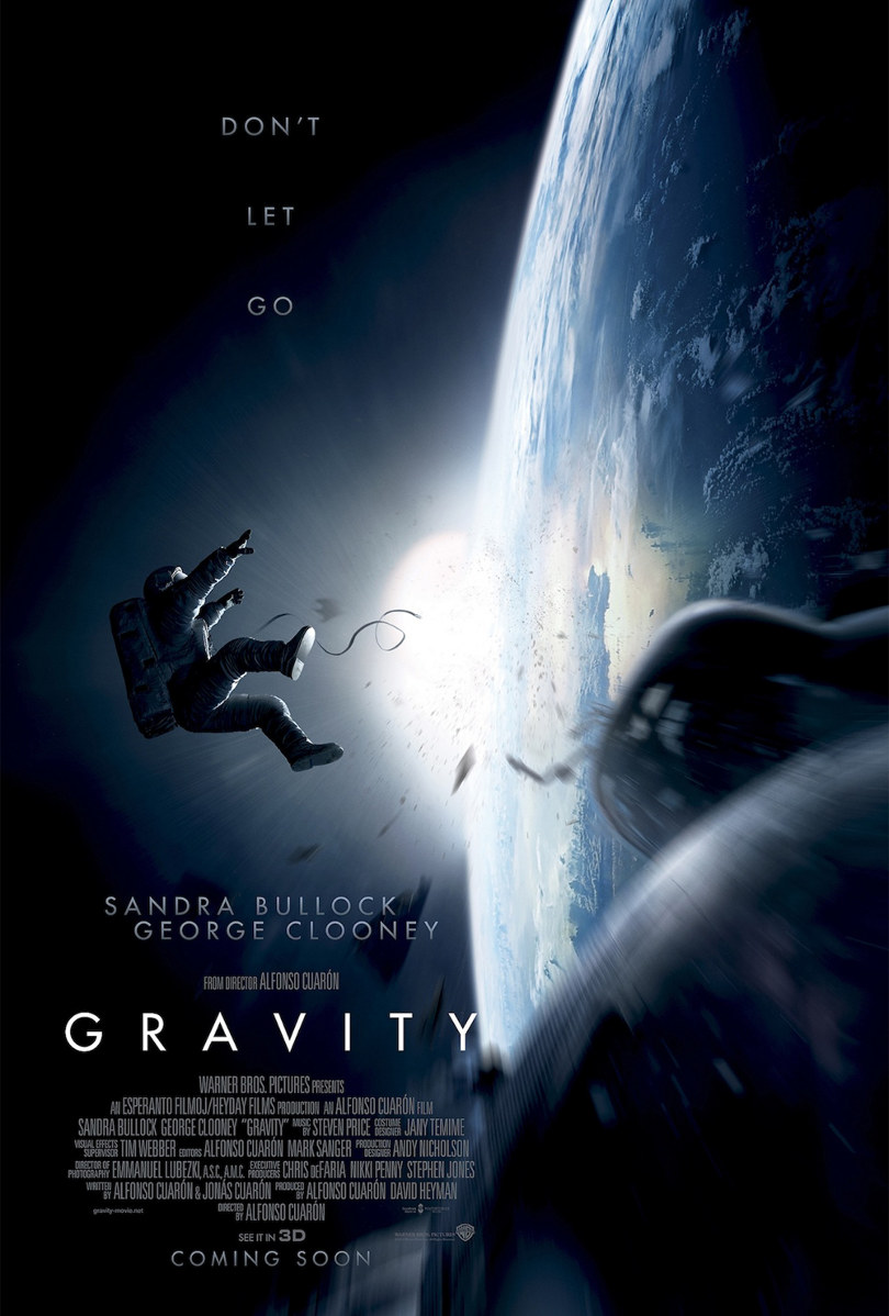 One Writer's Thoughts on the Importance of GRAVITY   The Musings