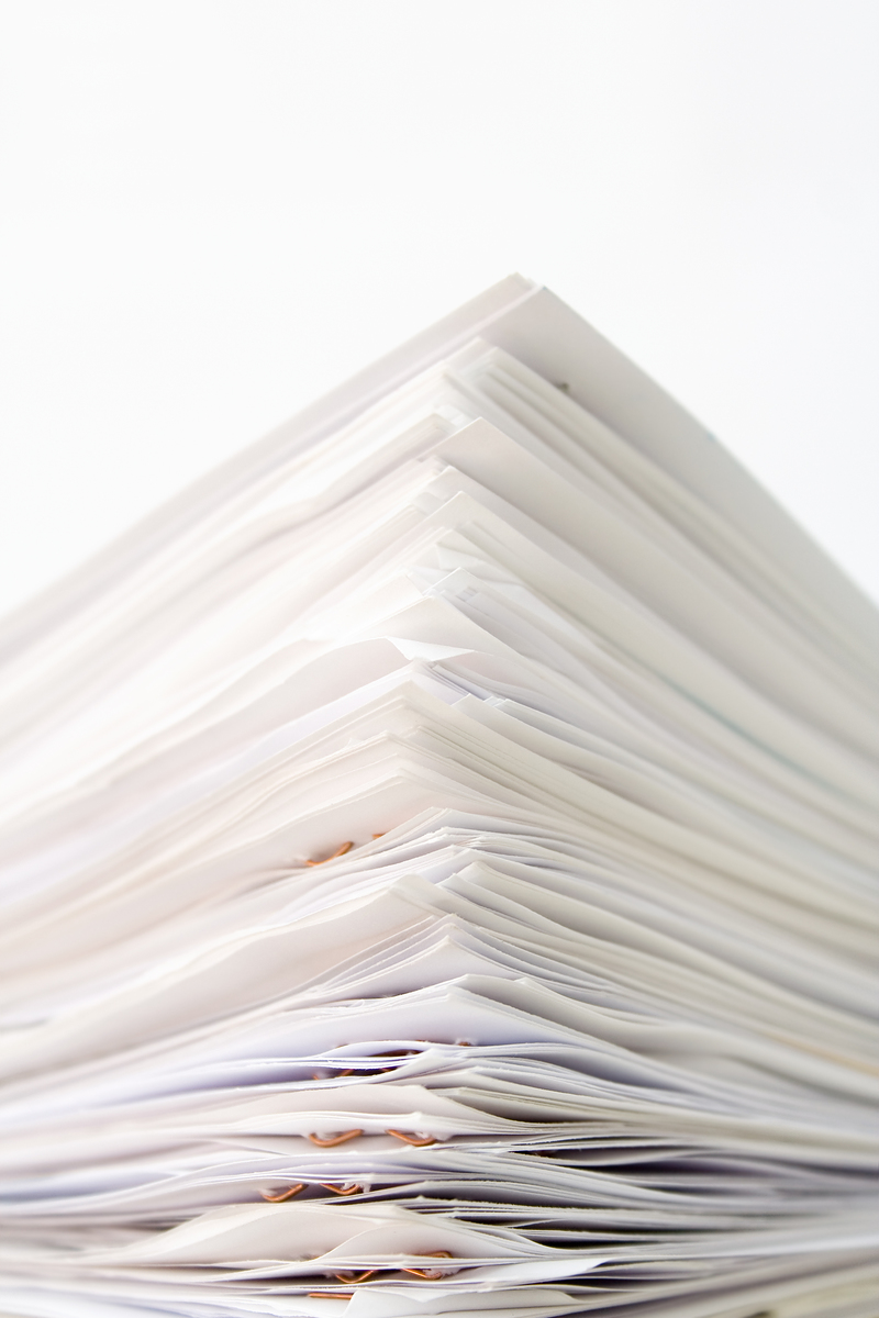 the demands of the paper a writing update the musings artful