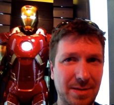 Me and Tony
