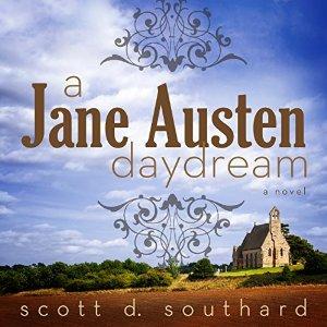 Audible Book Cover_A Jane Austen Daydream
