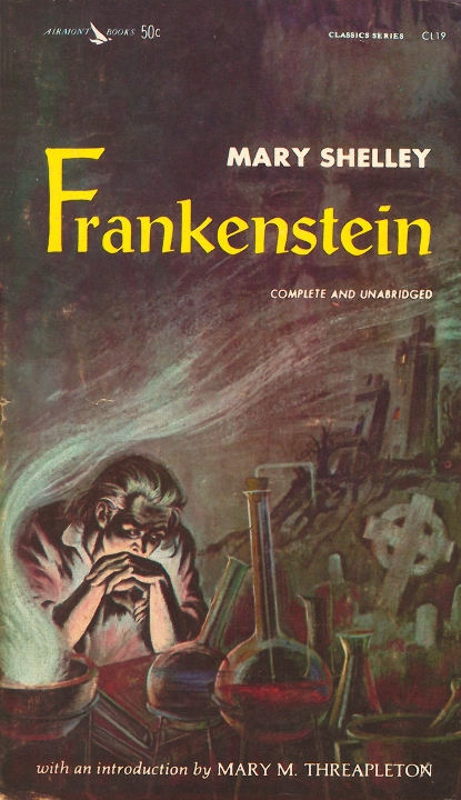 mary shelley frankenstein book review