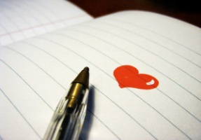 Writing Heart