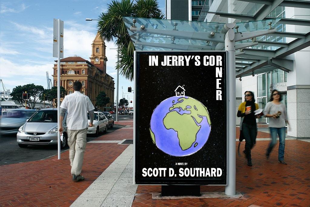 In Jerrys Corner BUS STOP MASTER 2